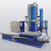 Vodorovné frézovací a vyvrtávací stroje